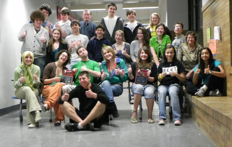 CHS Mock Trial Team Prepares for Nationals