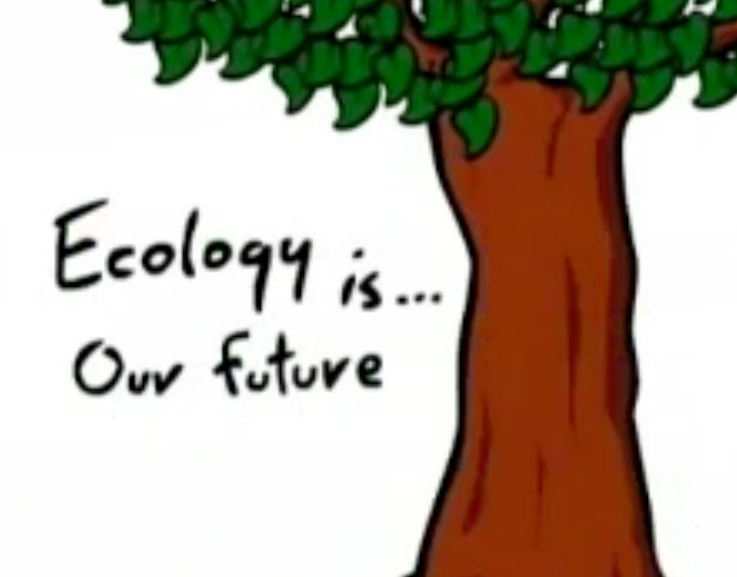 Ecology+is+our+future.