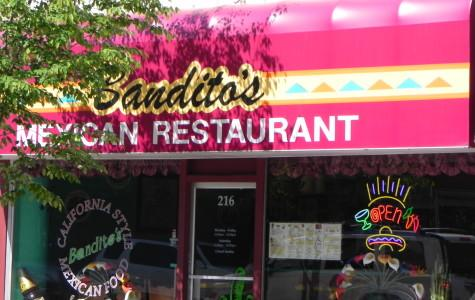 Bandito's serves up mexican food on Liberty and Fourth