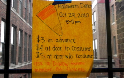 The Halloween Dance is a Long-Standing Tradition at Community High