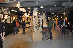 VAC Benefits Youth Art Scene