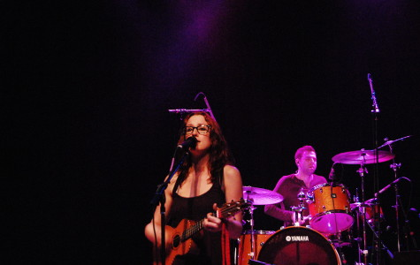 Ingrid Michaelson's tours are busy with phone interviews, radio shows and concerts.