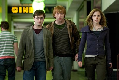 Harry Potter and the Deathly Hallows was released on November 19th.