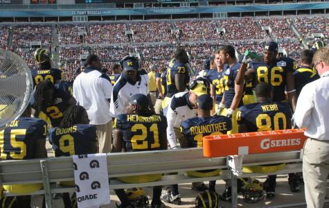 Michigan embarrassed in Gator Bowl, Coach Rodriguez fired, Program in disrepute