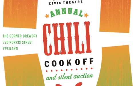 The Ann Arbor Civic Theatre Hosts a Chili Cook-off