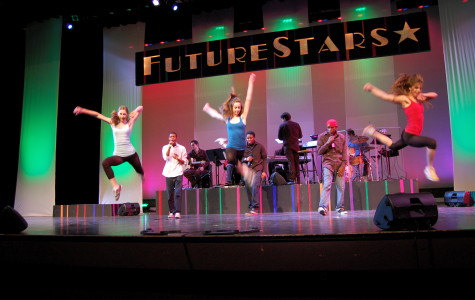 Future Stars Preliminaries Filled Pioneer's Schreiber Auditorium