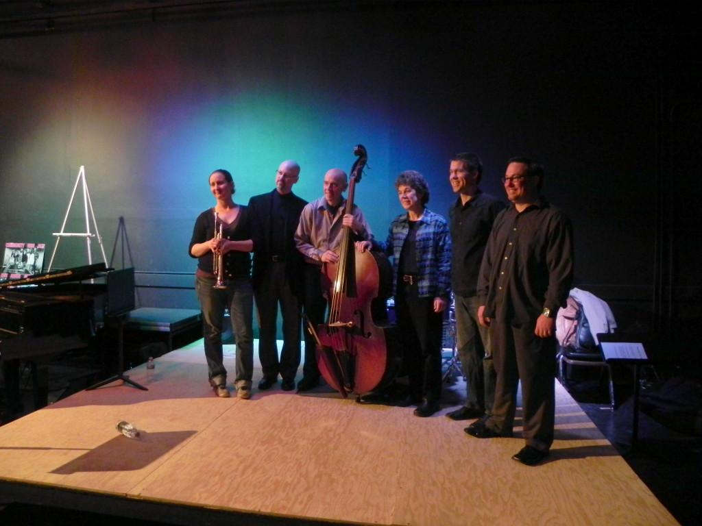 Local Jazz Artists and Former AAPS Students Perform a Concert and Masterclass