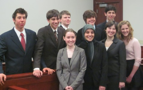 CHS Mock Trial Team Wins State Championship for Second Year in a Row