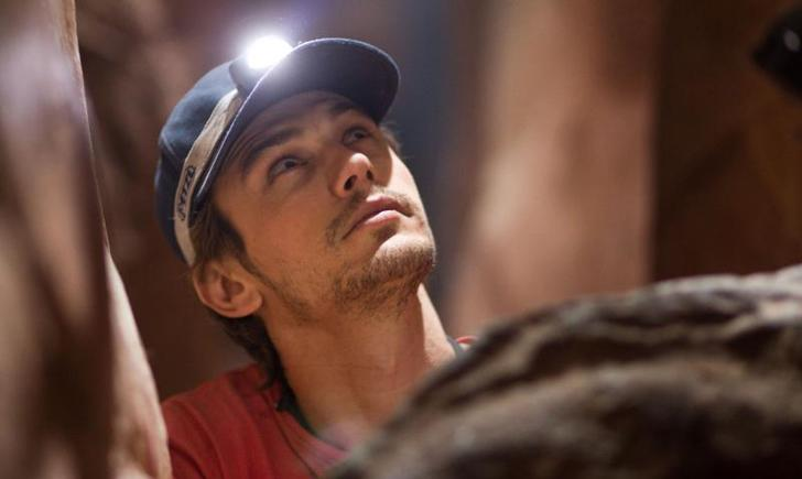 127 Hours: Photo by Chuck Zlotnick, 94 min. Rated R  Directed by Danny Boyle