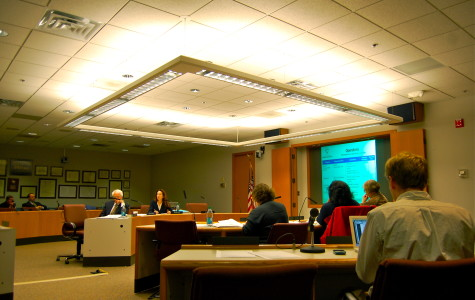 The Ann Arbor School Board met on Wednesday, April 20, to discuss the proposed budget cuts for the next school year.
