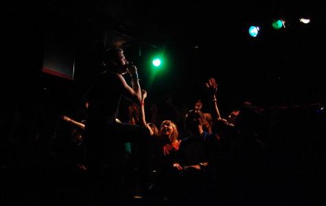 Seattle Based hip hop Artist Macklemore Performs at Blind Pig