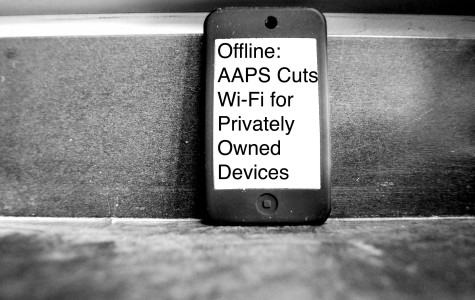 AAPS Cuts Wi-Fi for Privately Owned Devices