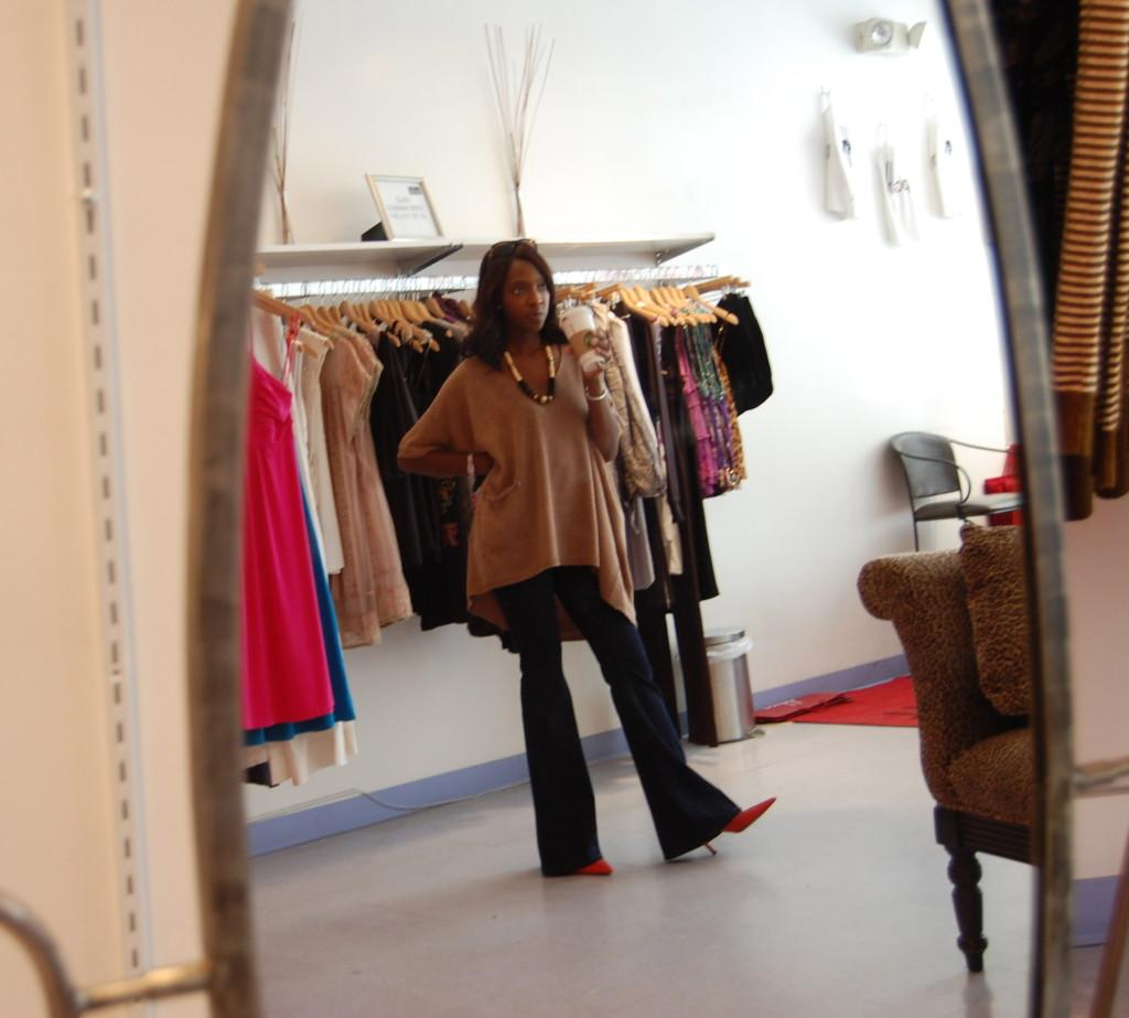 Wendy Batiste-Johnson, owner of Poshh is closing her successful store on October 28th.
