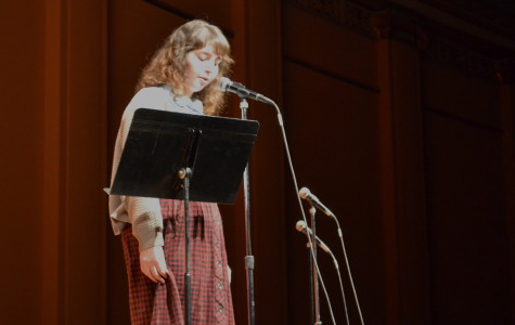 Poetry Night Celebrates Ann Arbor Area Poets