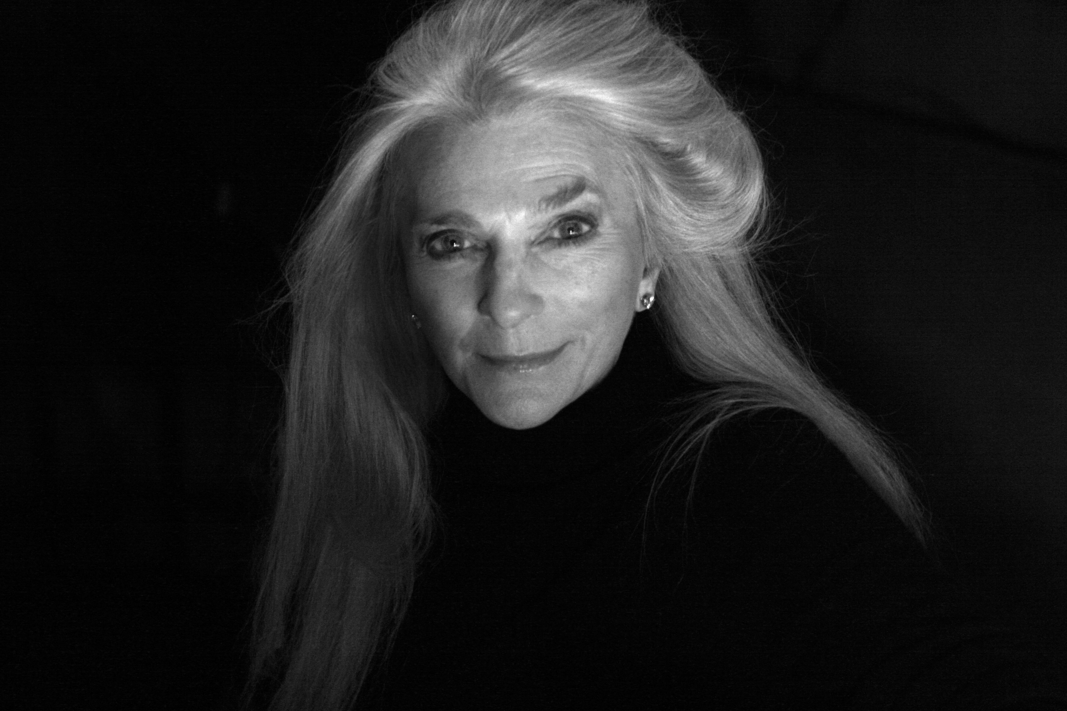 Judy Collins played two sold out shows at The Ark. Photo courtesy of www.judycollins.com.