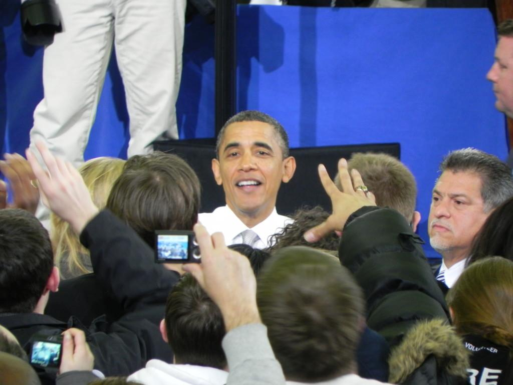 President Obama Speaks to U of M Students on Higher Education