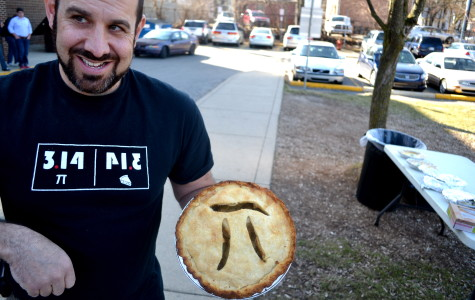 Community High Celebrates Pi Day on March 14