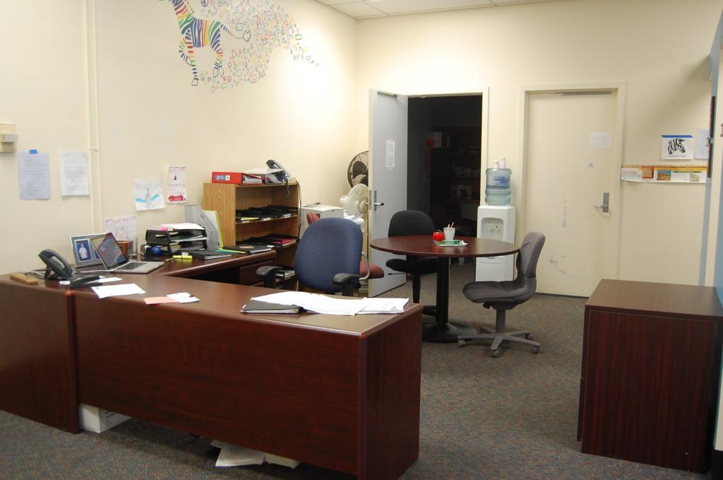 Lauer's reorganization is already underway.