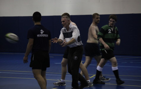 elegant violence: local high school students enjoy rugby as an alternative sport