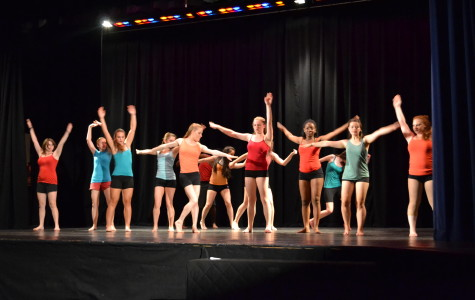 Dance Body Performs a Wonderful Recital