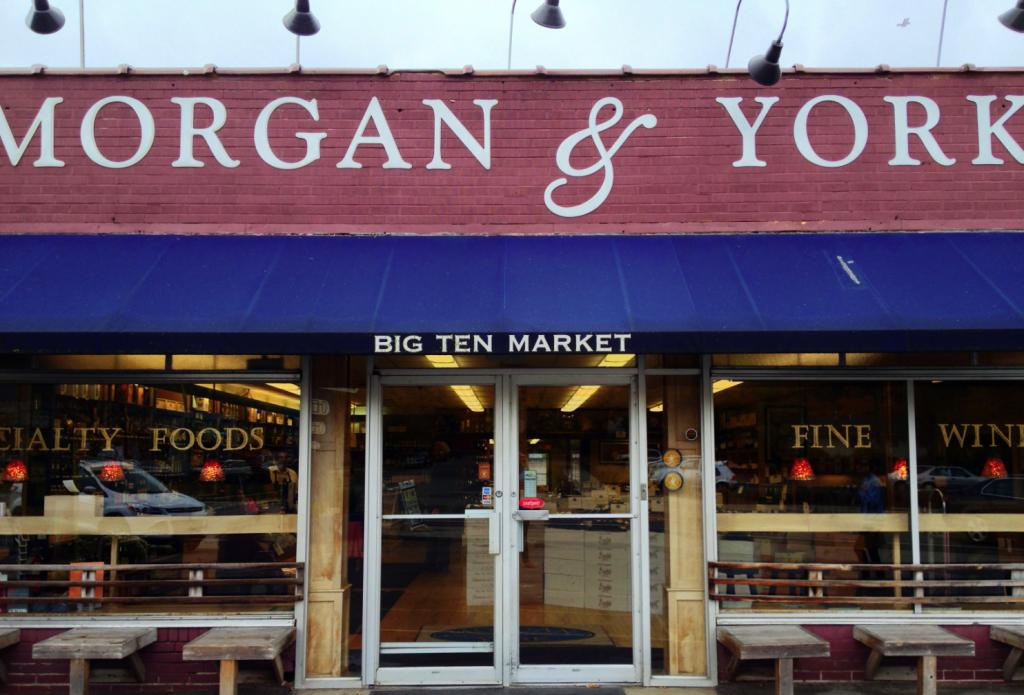 Morgan and York
