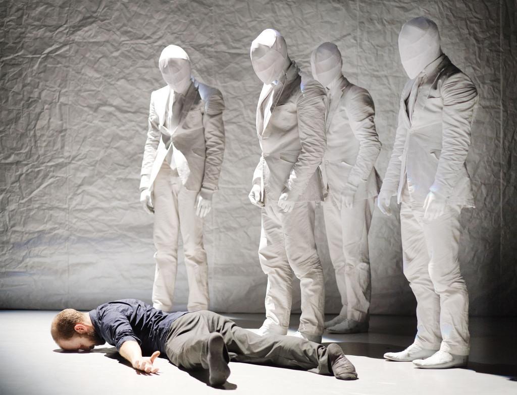 Contemporary dance company Kidd Pivot performs its interpretation of the classic story