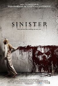 """""""Sinister"""" movie review"""