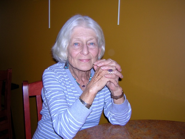 A picture of Irene Butter in 2007.