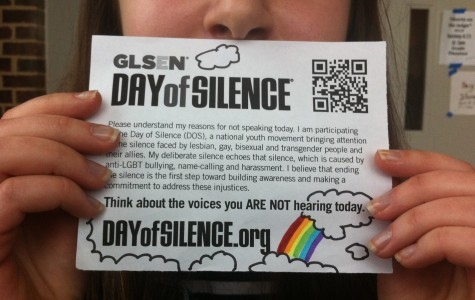 Quiet Activism: Day of Silence At Community