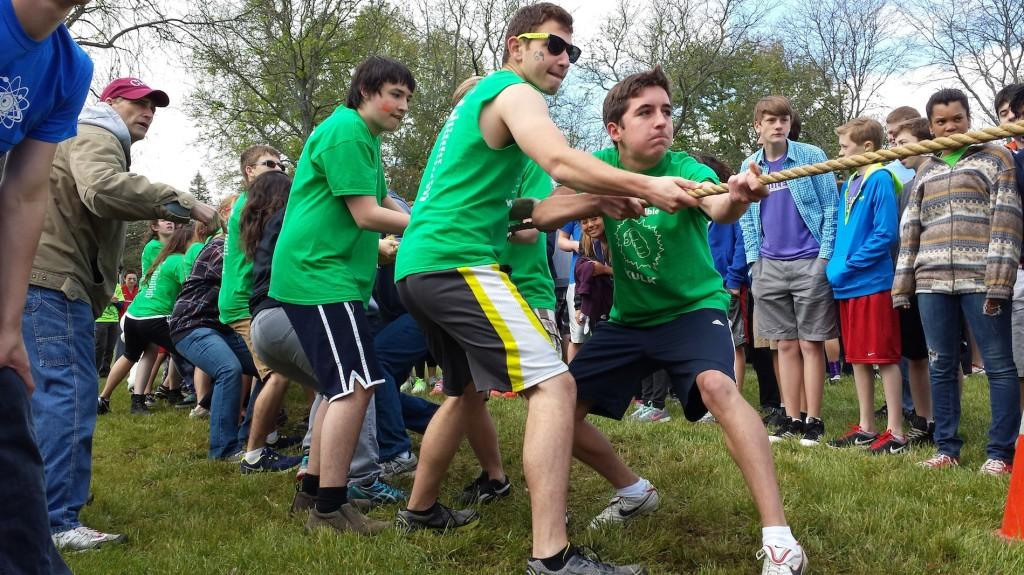 (Video) Field Day Explodes at CHS