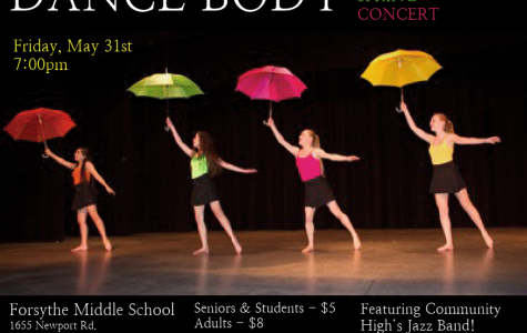 Dance Body Spring Show Only Weeks Away