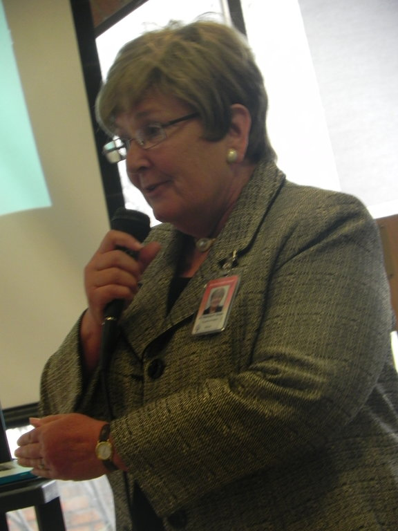 AAPS Superintendent Patricia Green Opens the Forum
