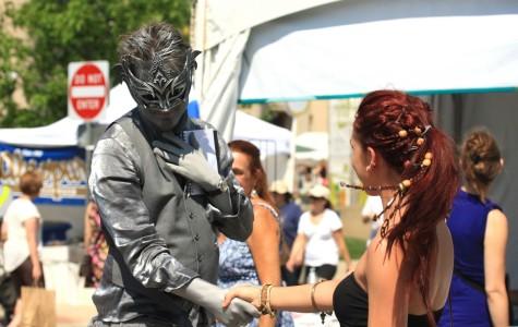 A Glimpse at the 2013 Ann Arbor Art Fair