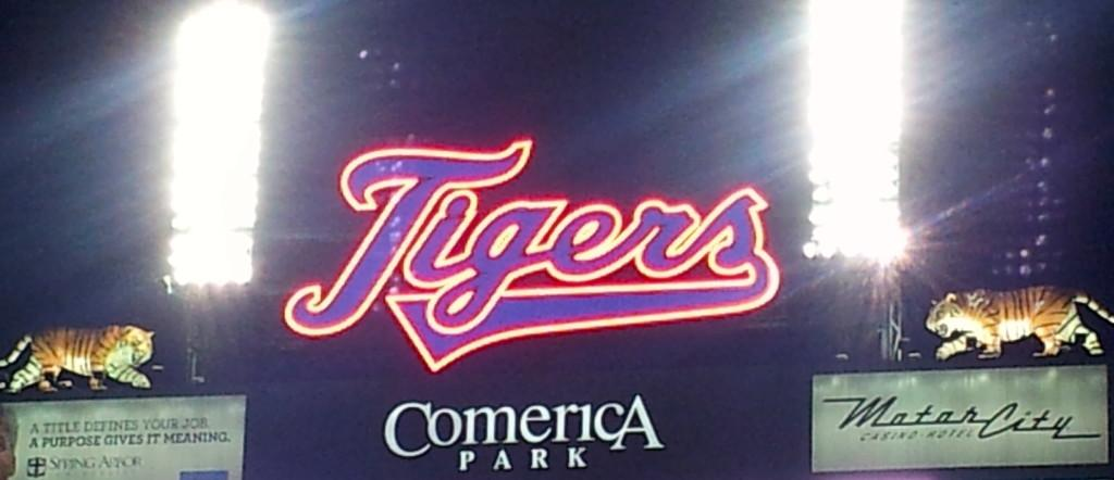 Tigers Clinch, But the Crowd Does Not Roar
