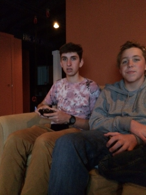 Sam Works (left) and Nick Middleton (right) founders of Midds Gear.