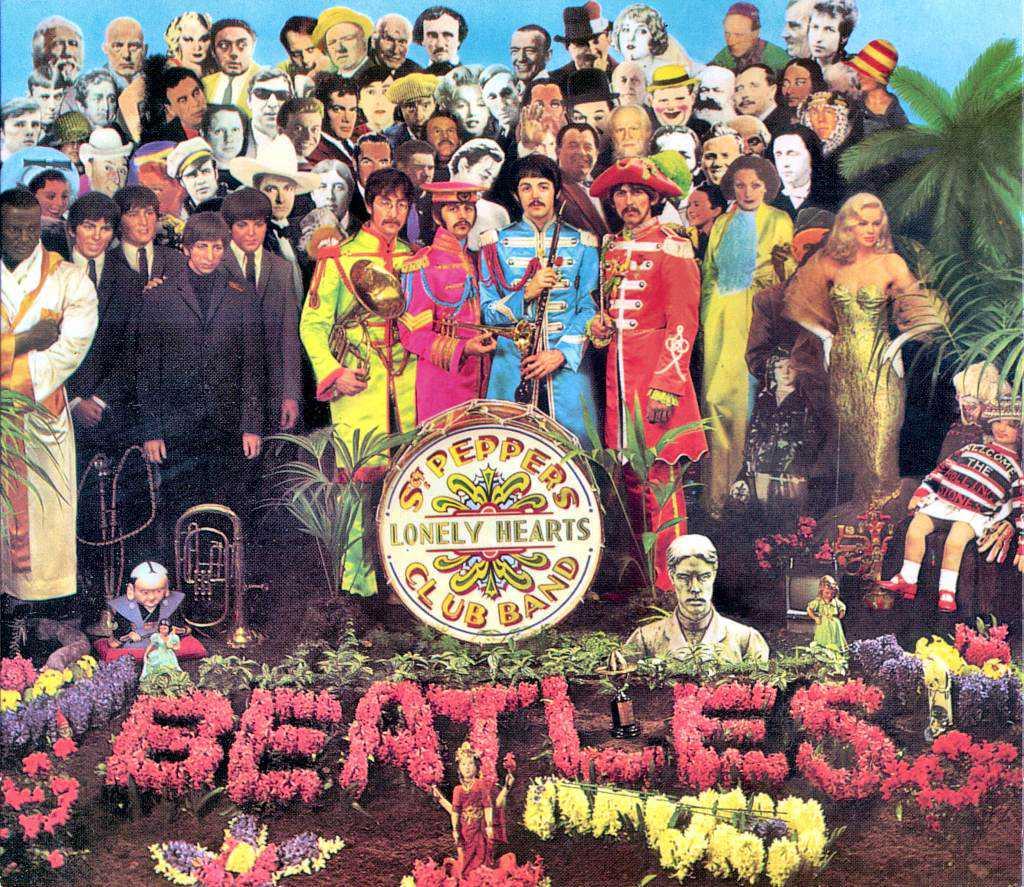 The Beatles's album was released in 1967.