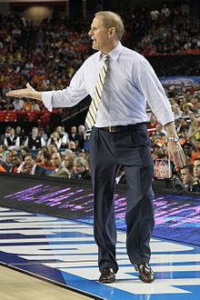 Coach John Beilein looks forward to guiding his charges to another successful season.