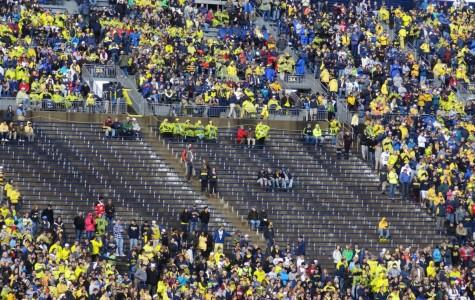 New Student Seating Policy at The Big House