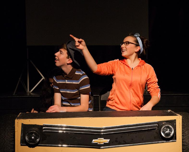 CET Took CHS By Storm With 'BOB: A Life In Five Acts'