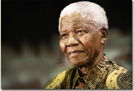 Nelson Mandela, a world-changing humanitarian, died at 95.