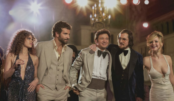 """""""American Hustle"""" is Breezy '70s Escapism With Genuine, Penetrating Edge"""