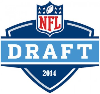 The NFL draft will start on Thursday, May 8th and end on Saturday, May 10th