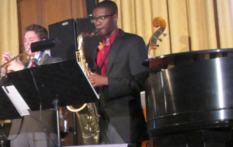 CHS Jazz Concert at The Ark on May 12