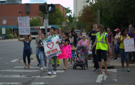 Undocumented and Unafraid: Locals Rally for Immigration Reform