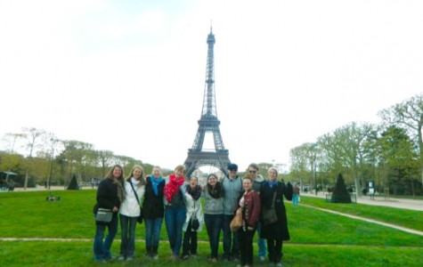Ten Days in France with Community High School