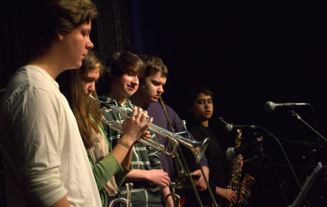 Jazz Program Prepares Winter Concerts