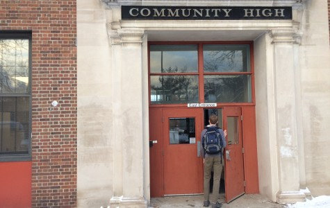 Student receives long-awaited acceptance to Community High School