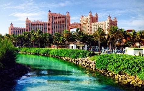 Atlantis Resort on Paradise Island in the Bahamas. Photo credit: Kara Dickinson