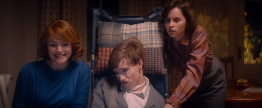 """The Theory of Everything"", a Disappointing Oscar Biopic"
