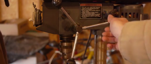 Woodworking Wednesdays: Getting to Know your Drill Press